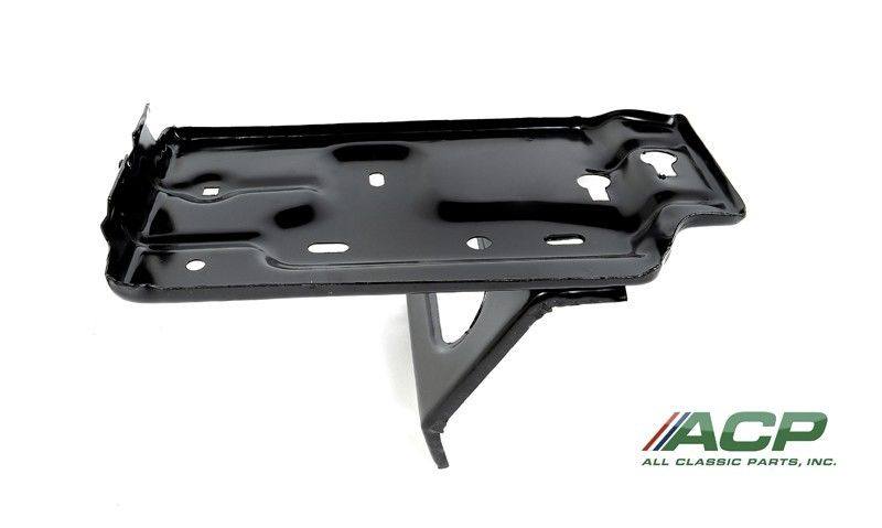 1971-73 Ford Mustang Battery Tray New Reproduction Tray
