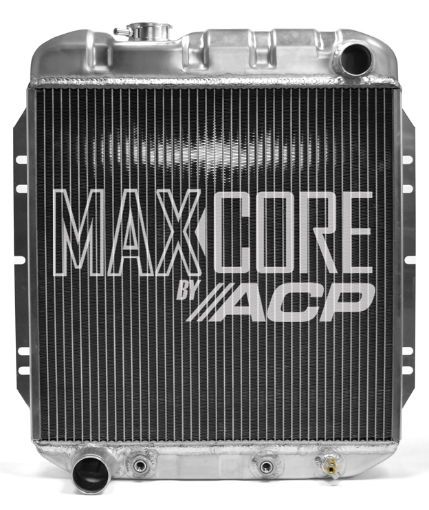 1965-66 Ford Mustang Aluminum Radiator 3 Row 302 CID 5.0 Conversion Engine