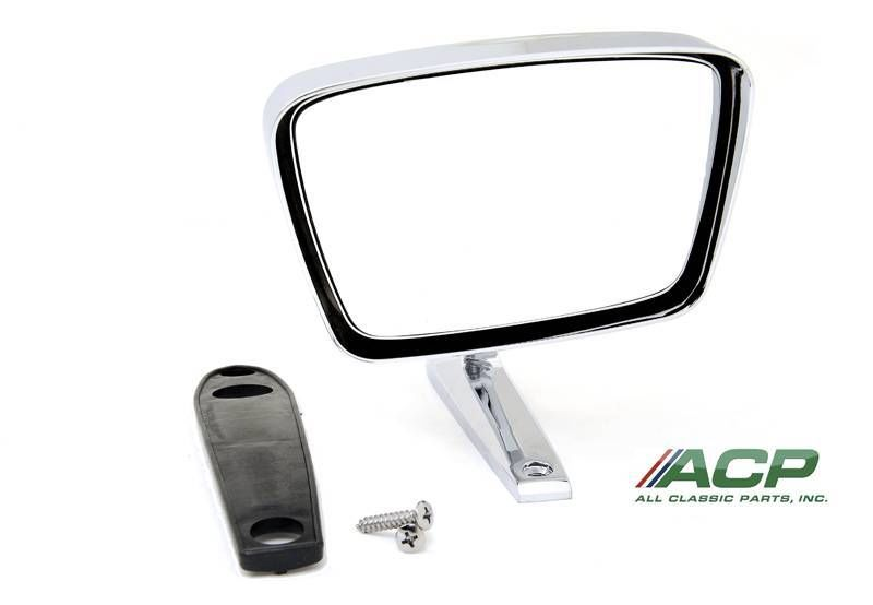 1967-68 Ford Mustang Dummy Remote Mirror For Right Hand Side of Car