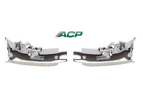 1964 ½ -65-1966 Ford Mustang Sun Visor Brackets for Convertible  ONE PAIR
