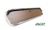 1965-66 Ford Mustang Woodgrain Glove Box Door