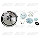 1967 Ford Mustang GT Pop-Open Fuel Gas Cap
