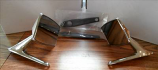 1967-1968 Ford Mustang Exterior Mirrors One Pair New Kit