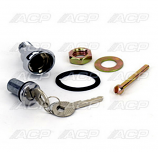 1965-66 Ford Mustang Trunk Lock Cylinder Kit
