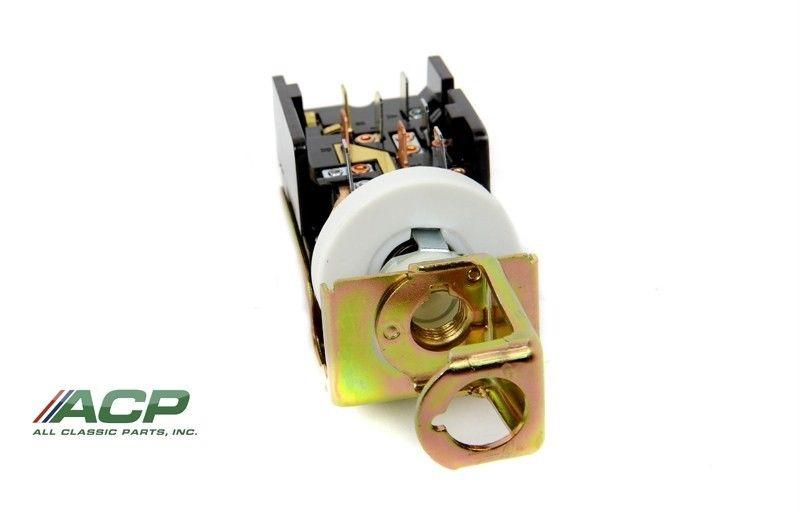 64 65 66 Ford Mustang Headlight Switch Knob /& Shaft