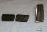 1965-66 Ford Mustang Brake, Clutch, Accelerator PedaL Kit