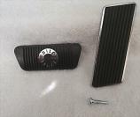 1965-66 Ford Mustang Disc Brake, Accelerator Pedal Pad Kit