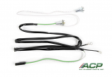1967-68 Ford Mustang Hood Turn Signal Wiring Harness New